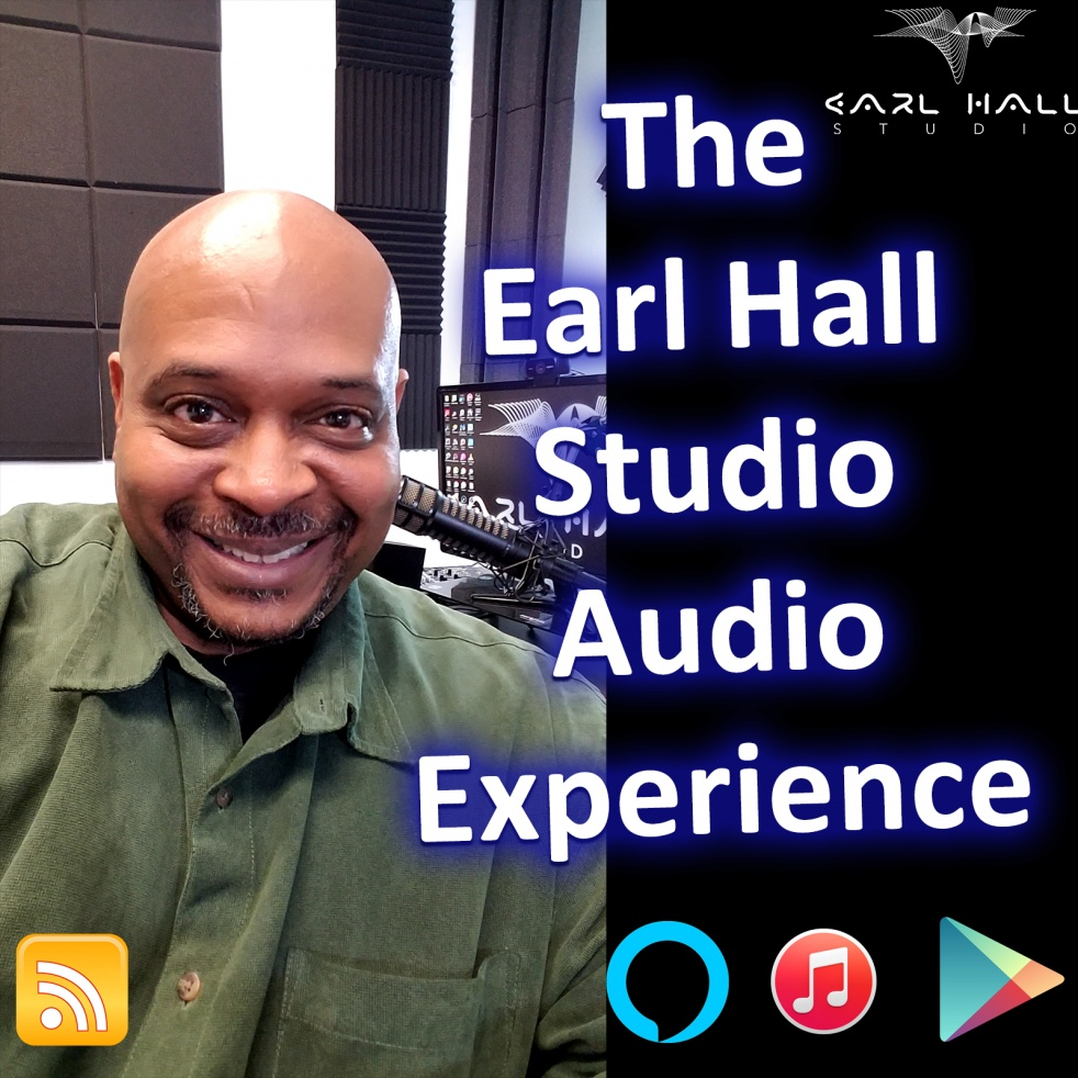 The Earl Hall Studio Audio Experience - show cover