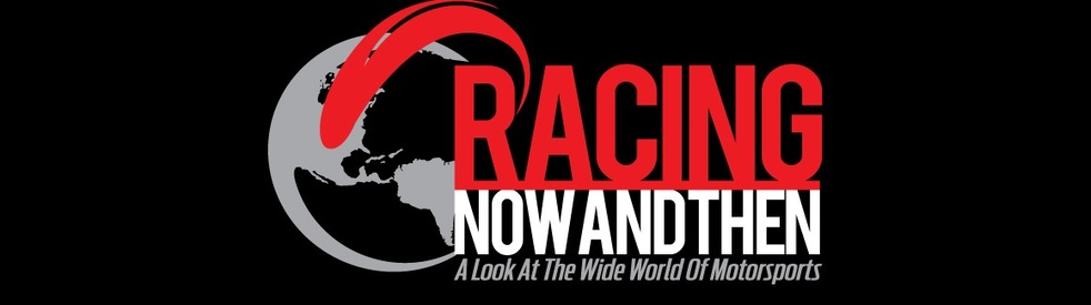 Racing Now and Then - Cover Image