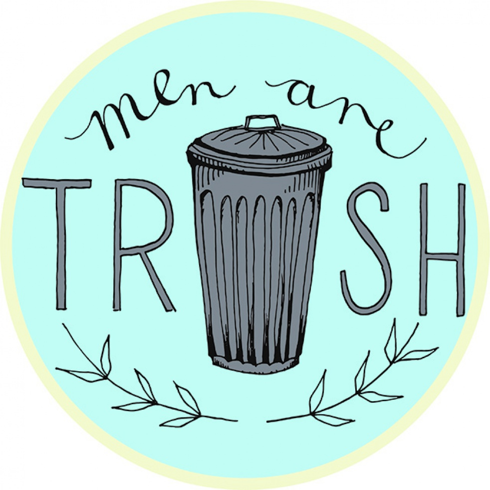 Lets Not Be Trash - imagen de show de portada