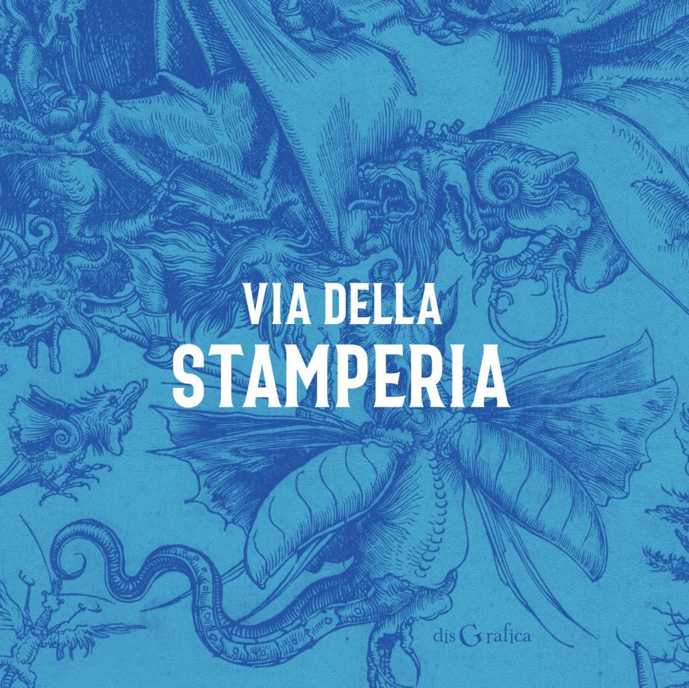 Via della Stamperia - Cover Image