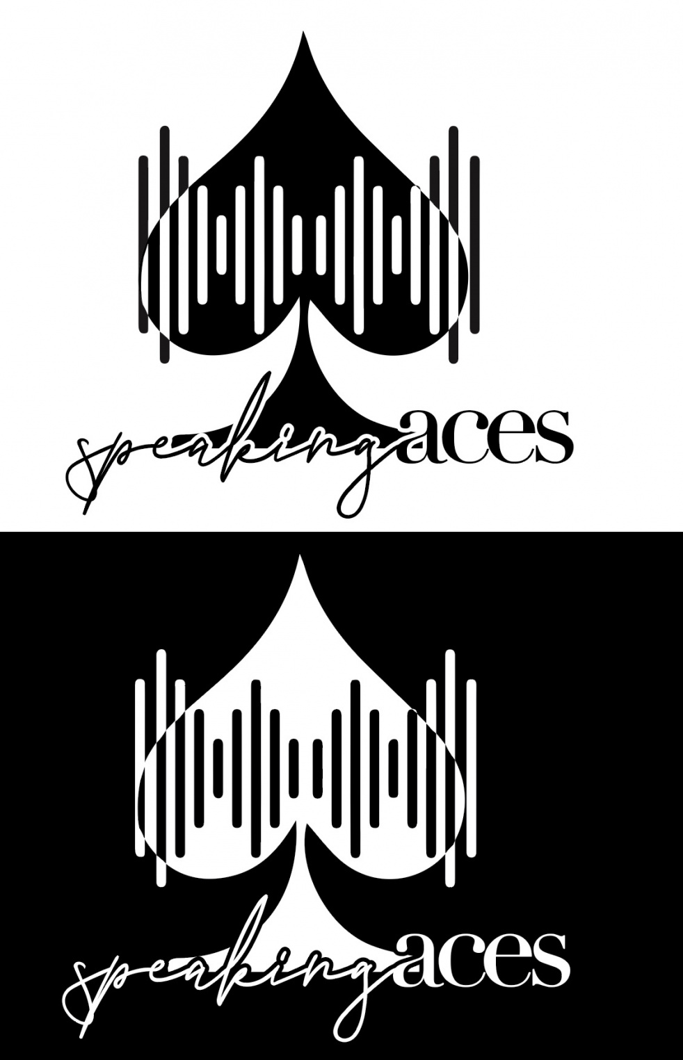 Spoken Aces - Cover Image
