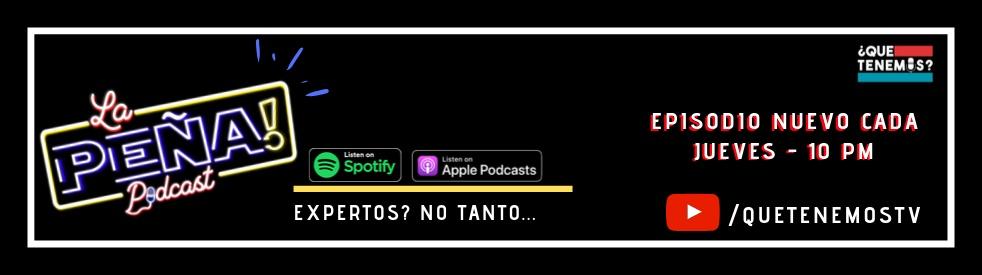 La Peña Podcast - show cover