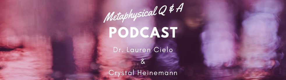 Metaphysical Q & A Podcast - imagen de portada