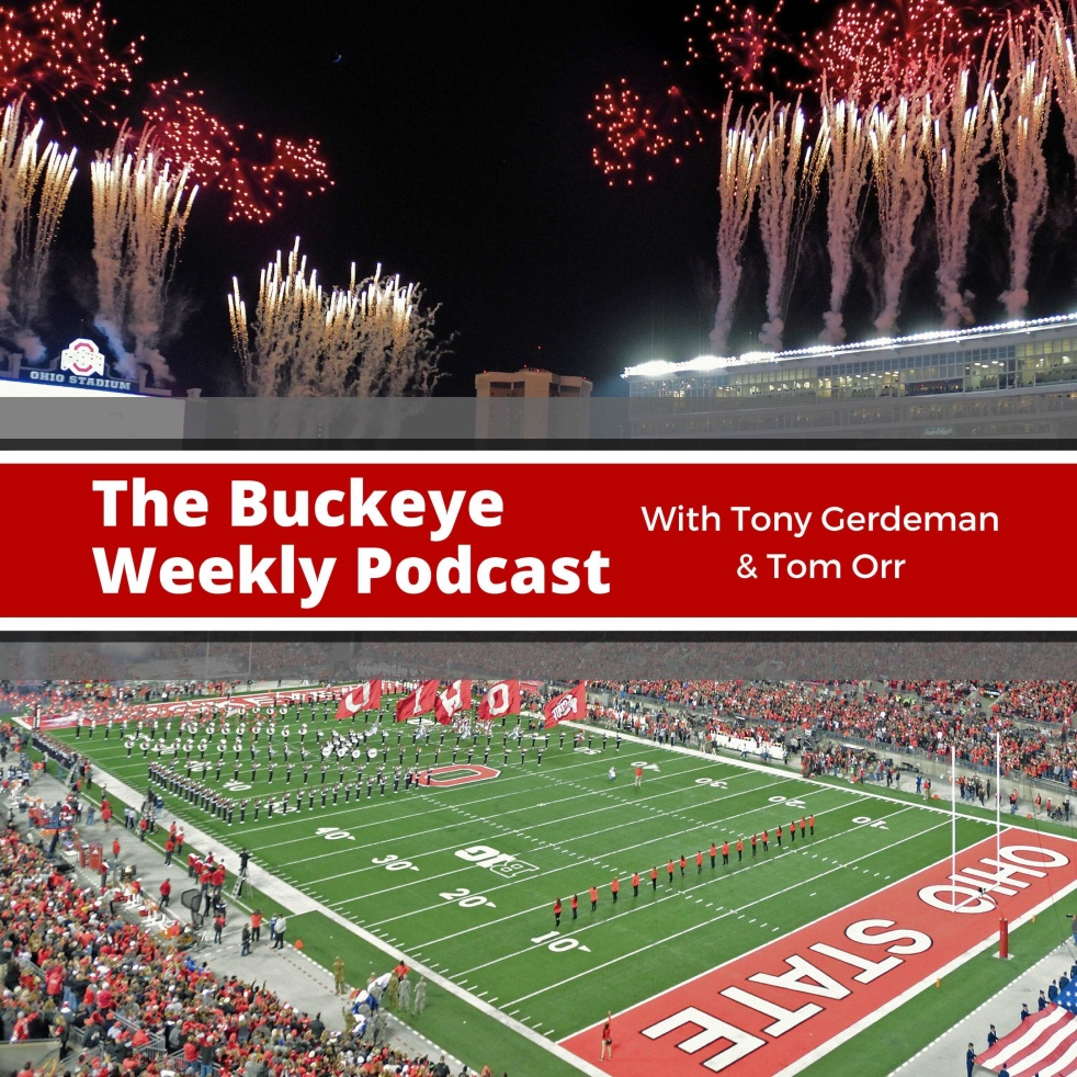The Buckeye Weekly Podcast - imagen de portada