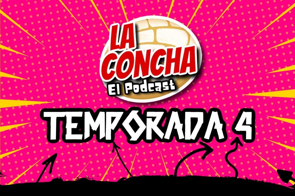 La Concha - El Podcast - imagen de portada