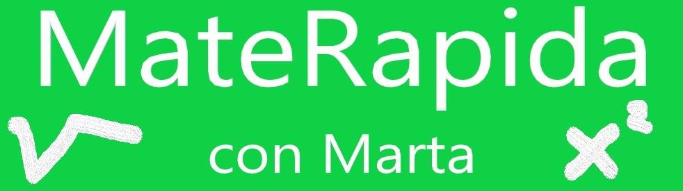 MateRapida con Marta - immagine di copertina
