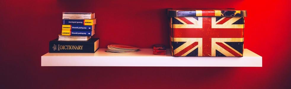 The Slang Podcast - Learn British English Slang Now - Cover Image