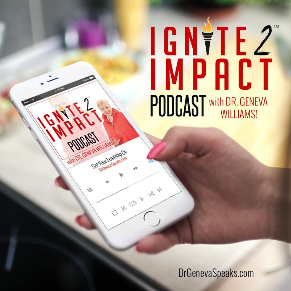 Ignite2Impact Podcast - imagen de show de portada
