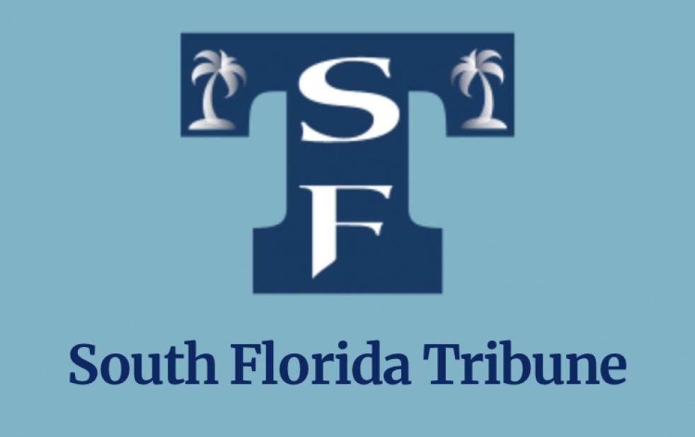 South Florida Tribune - immagine di copertina