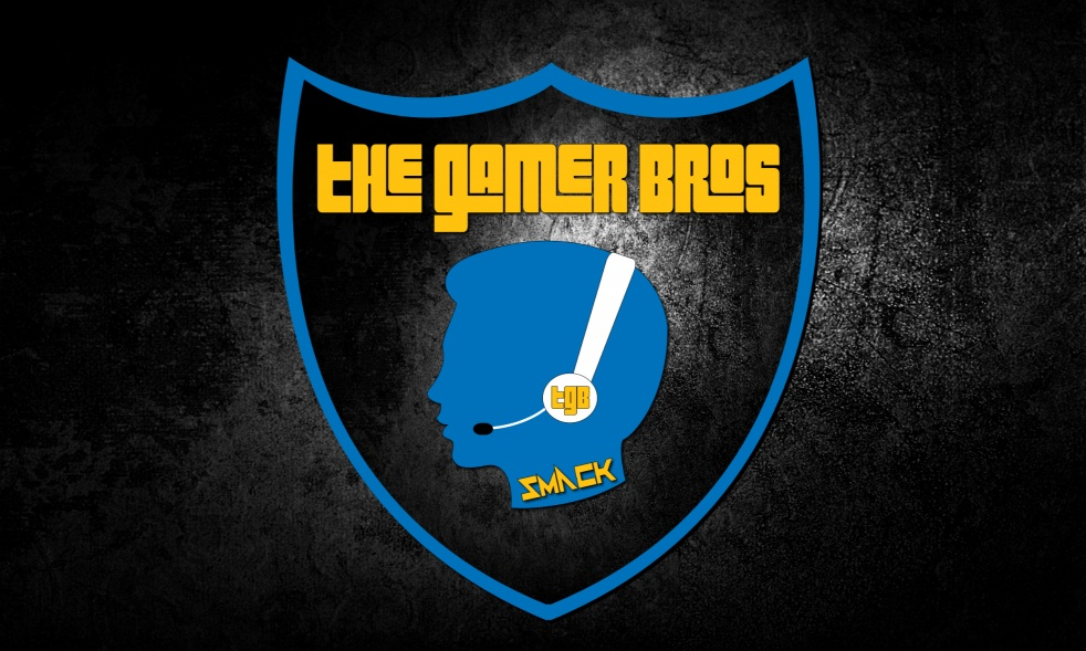 The Gamer Bros - show cover