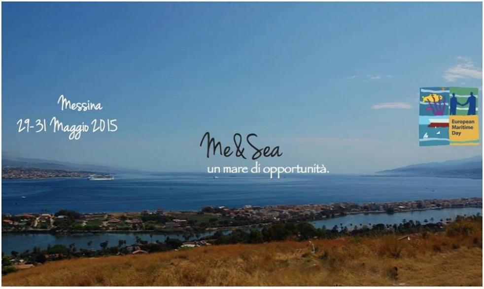 Speciale Me & Sea - show cover