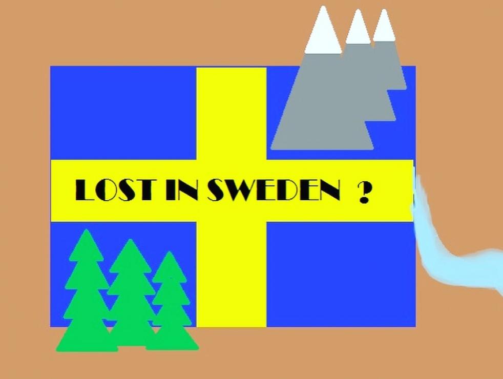 Lost in Sweden - imagen de show de portada