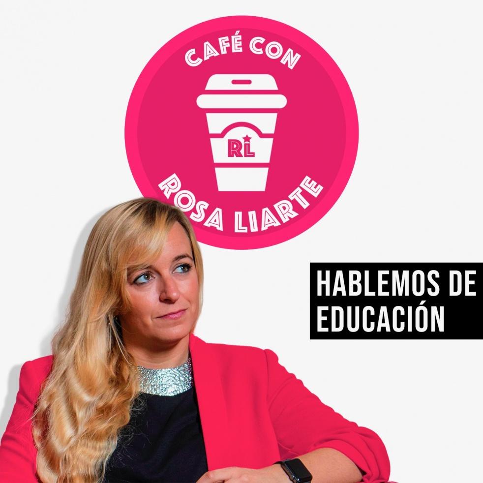 Café con Rosa Liarte - Cover Image