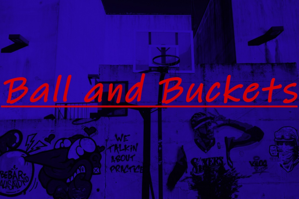 Ball And Buckets - show cover