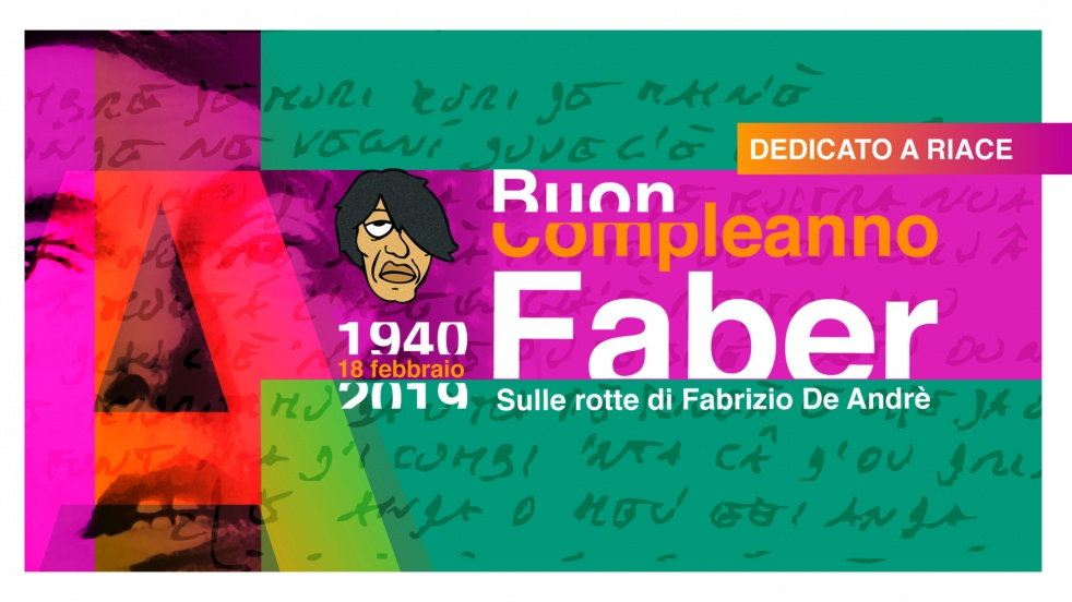 Buon compleanno Faber - Cover Image