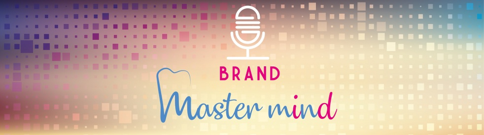 Brand Mastermind Podcast - show cover
