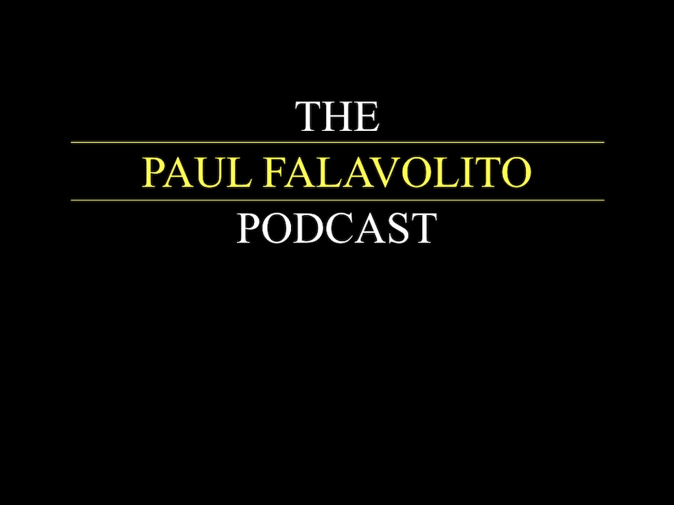The Paul Falavolito Podcast - Cover Image