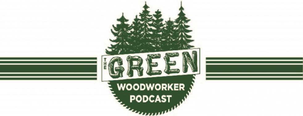 The Green Woodworker Podcast - imagen de show de portada