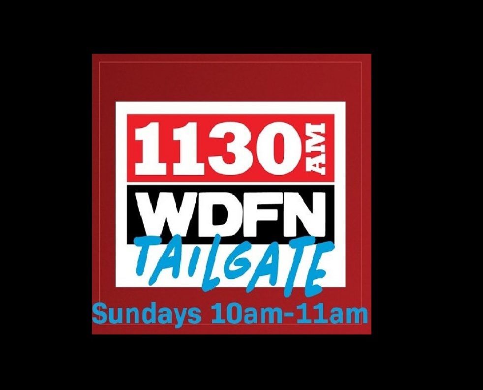 WDFN Tailgate with Adam & Ryan - Cover Image