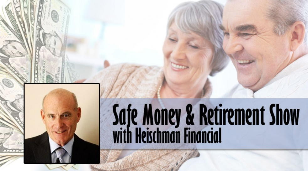 Safe Money and Retirement - Cover Image