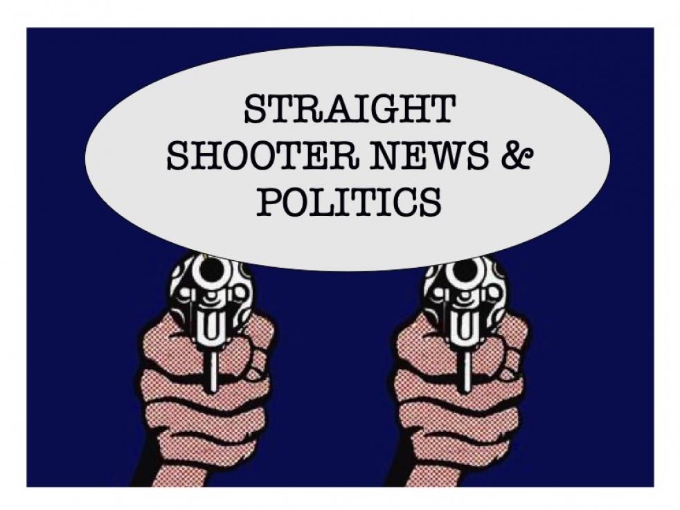 Straight Shooter News & Politics - Cover Image