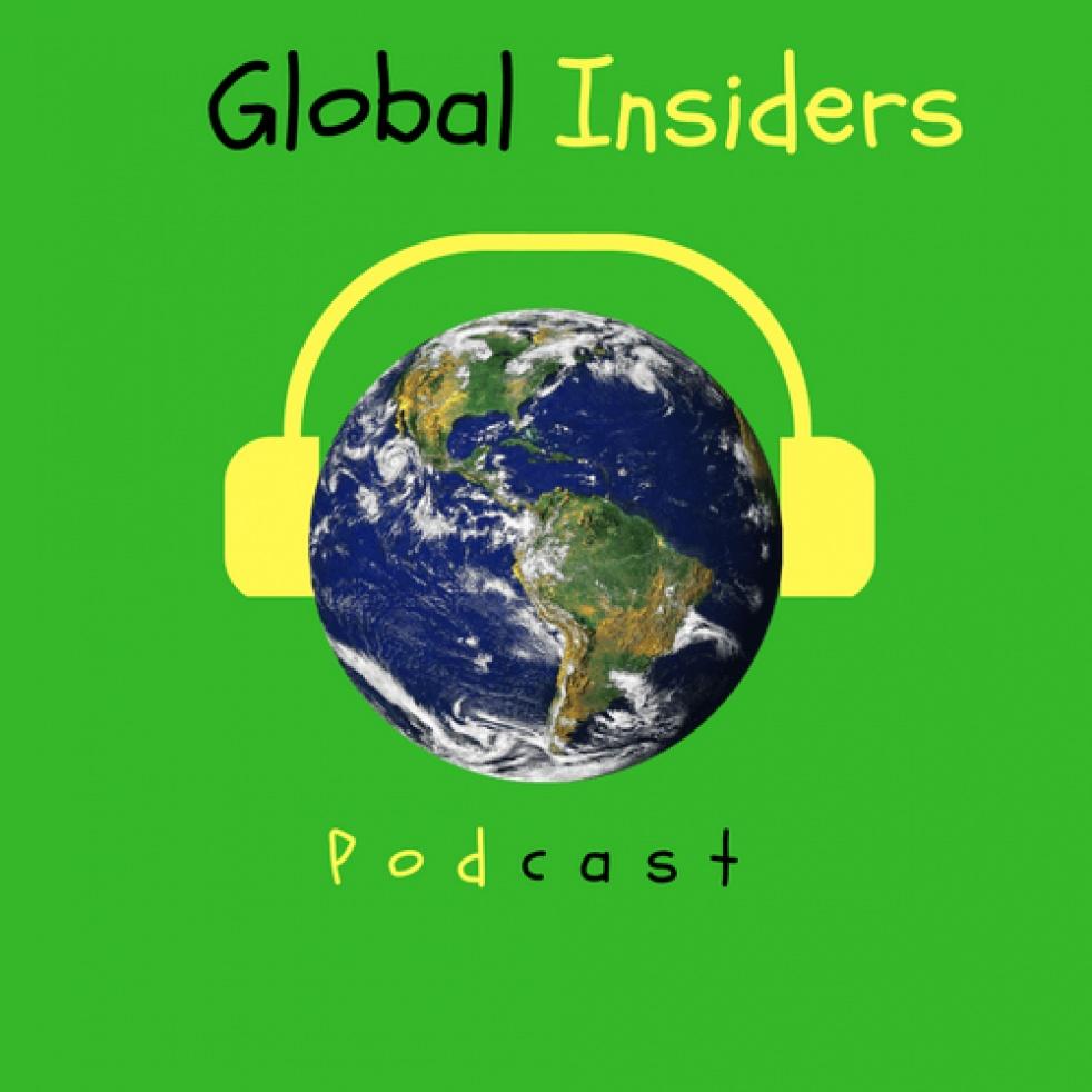 Global Insiders: Travel, Study and Work - imagen de show de portada