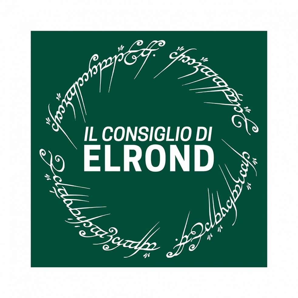 Il consiglio di Elrond - imagen de portada