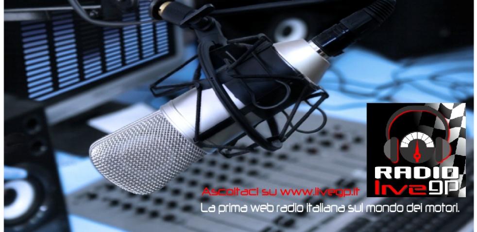 Radiocronache GP Live - imagen de show de portada