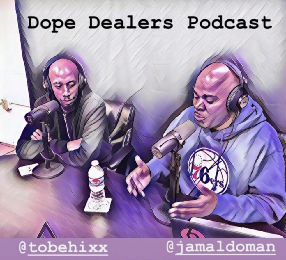 Dope Dealers - show cover