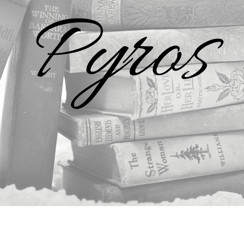 Pyros, il fuoco della cultura - Cover Image