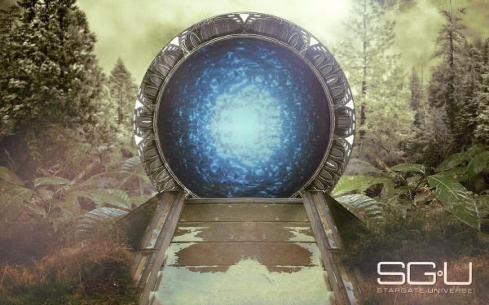 Stargate to the Cosmos - immagine di copertina dello show