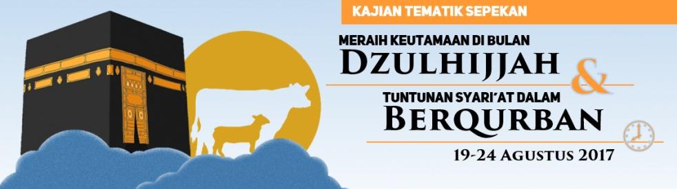 Kajian Dzulhijjah - show cover