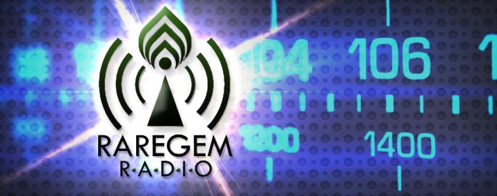 RAREGEM RADIO 24/7 POSITIVE PROGRAMS - show cover