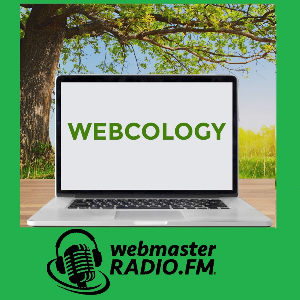 Webcology - show cover