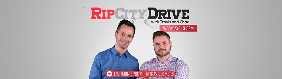 Rip City Drive - Cover Image
