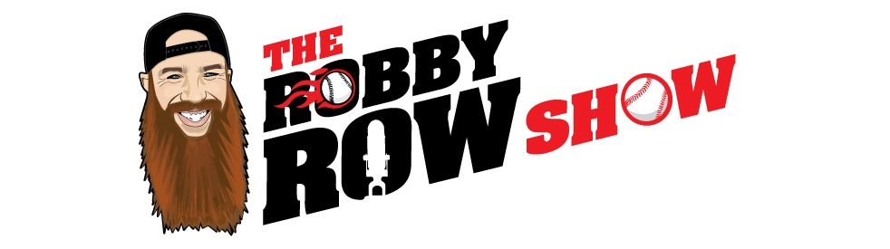 The Robby Row Show Podcast - Cover Image