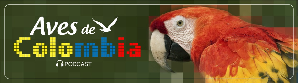 Aves de Colombia- Colombian Birds. - show cover