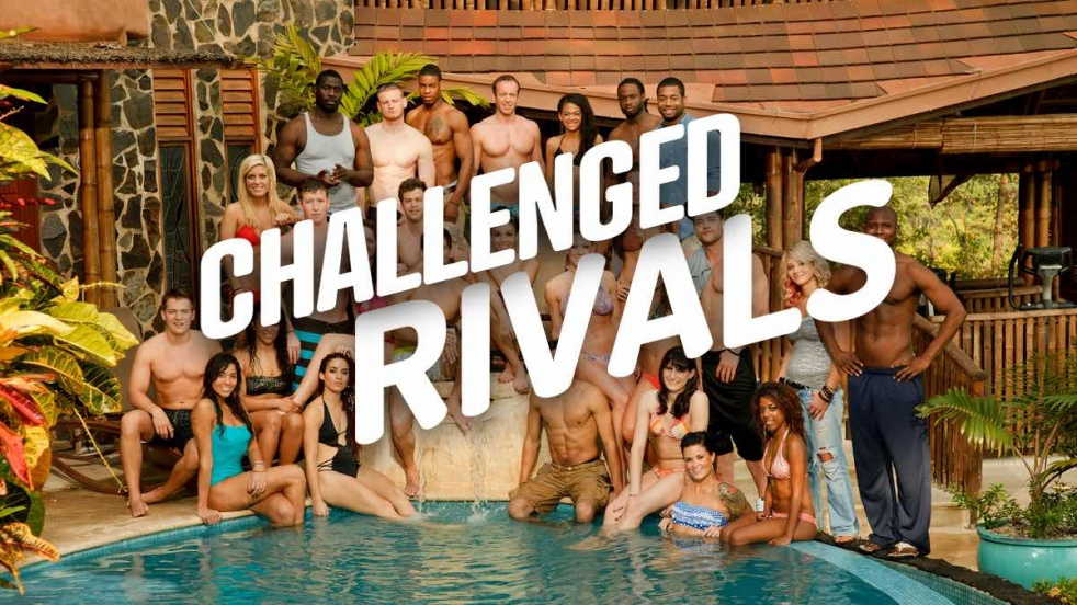 Challenged: Covering MTV's The Challenge - Cover Image