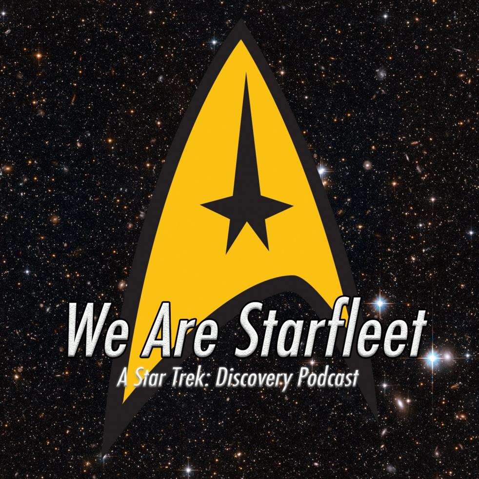 We Are Starfleet: A Star Trek Podcast - immagine di copertina