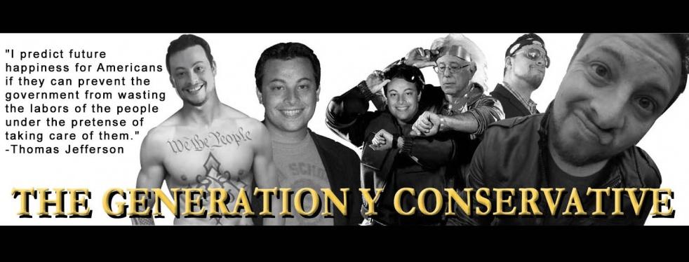 The Generation Y Conservative - immagine di copertina dello show