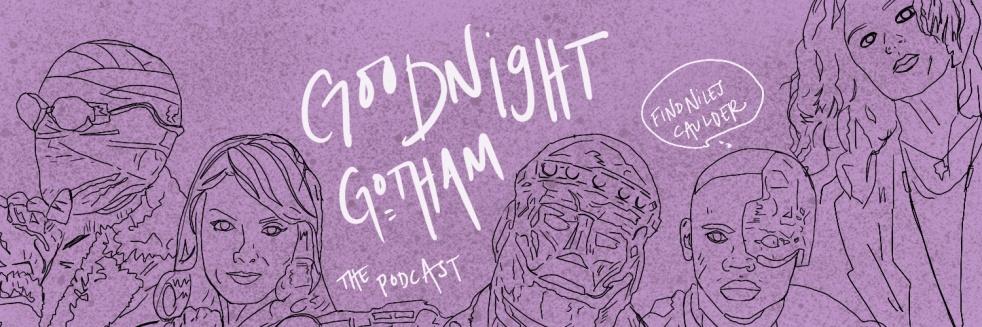 Goodnight Gotham - imagen de show de portada