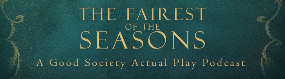 The Fairest of the Seasons - Cover Image