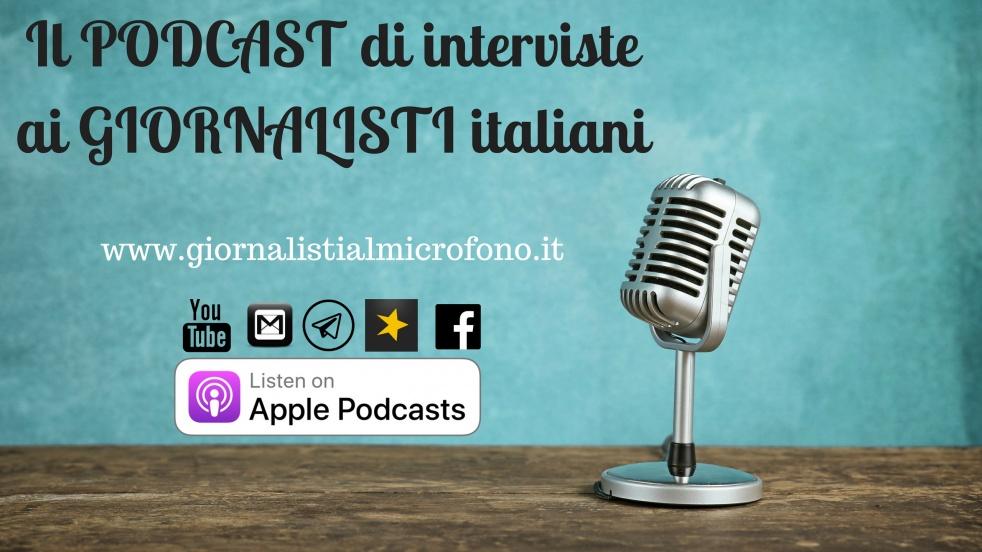 Giornalisti al Microfono - Cover Image
