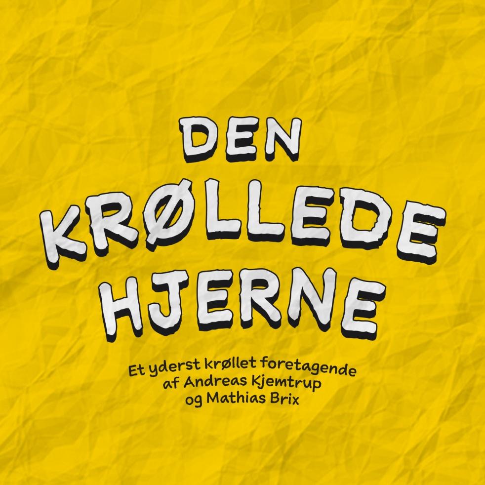 Den Krøllede Hjerne - imagen de show de portada