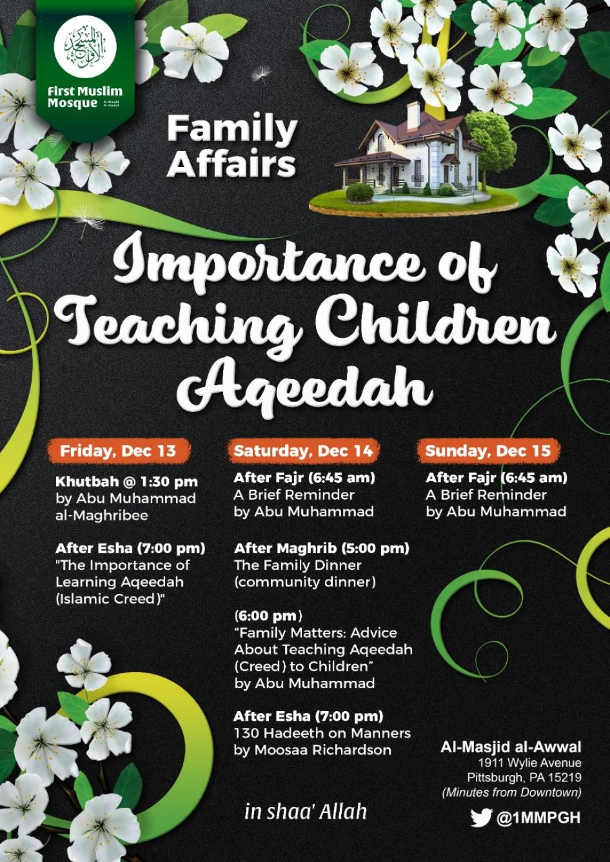 Abu Muhammad al-Maghribee: December 2019 - show cover