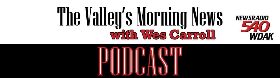 The Valley's Morning News Podcast - imagen de portada