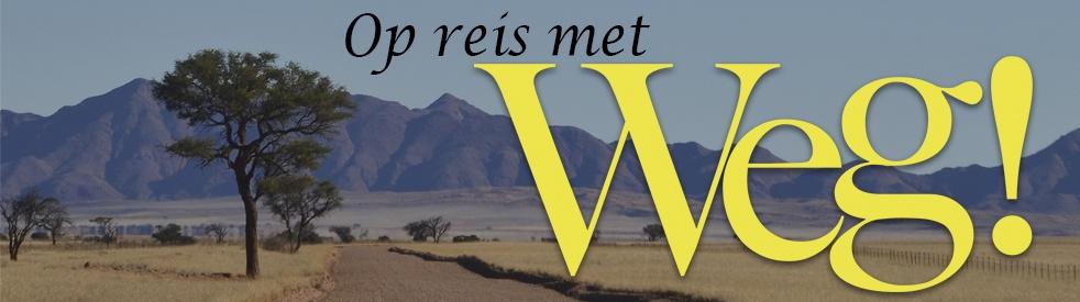 Op reis met Weg! - show cover