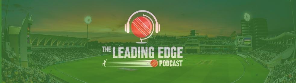 The Leading Edge Cricket Podcast - immagine di copertina dello show