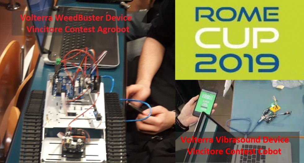 Un robot tra i filari - show cover
