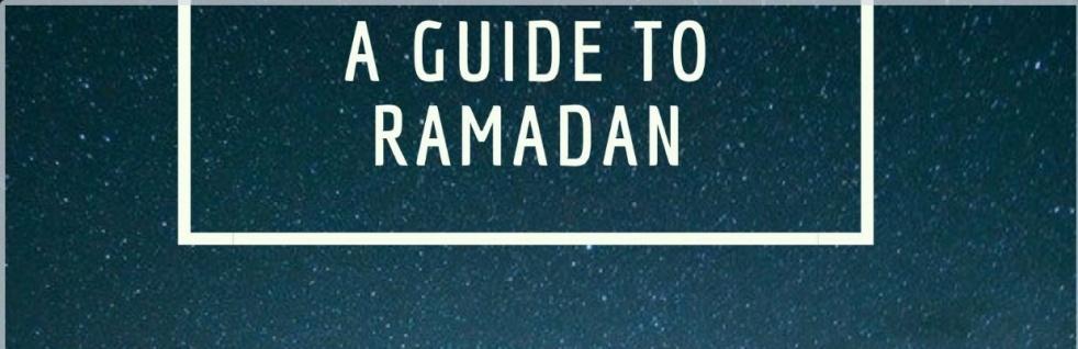 A Guide to Ramadan - imagen de show de portada